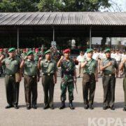 Prajurit Baret Merah Selalu Berkarya Yang Terbaik Dimanapun Berada dan Bertugas