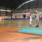 Gashuku dan Ujian Kenaikan Tingkat Karate