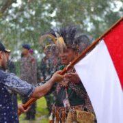 Bupati dan Masyarakat Sambut Kedatangan Tim Ekspedisi NKRI Subkorwil -2/Mappi
