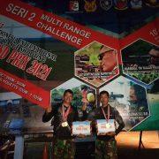 Prajurit Sat-81 Kopassus Sabet Juara 1 Lomba Tembak di Belitung