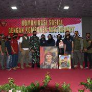Komsos Pupuk Persatuan dan Nasionalisme, Kopassus Bersama Komponen Masyarakat