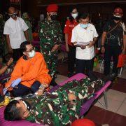 Peringati HUT ke-76 RI, Komando Pasukan Khusus Gelar Donor Darah