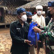 Komandan Grup 1 Kopassus Bakti Sosial di Baduy